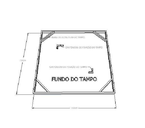 Mesa De Jantar Quadrada Natural Medindo 1,50x1,50x78 Em Madeira De Demolição
