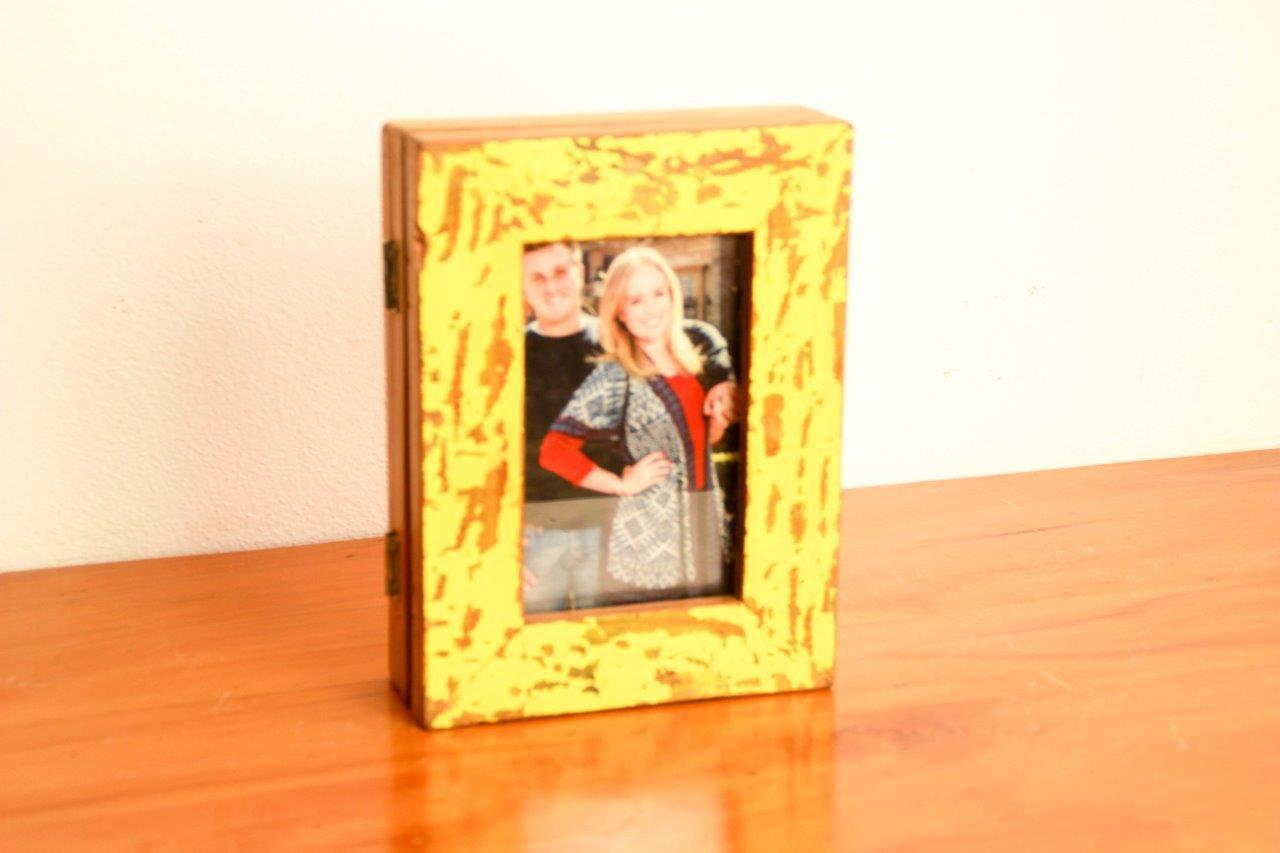 Porta retrato triplo Decorativo Frete Grátis