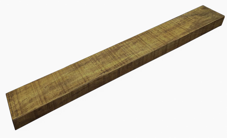 Prateleira Em Madeira De Demolição Medindo 1,00x20x7