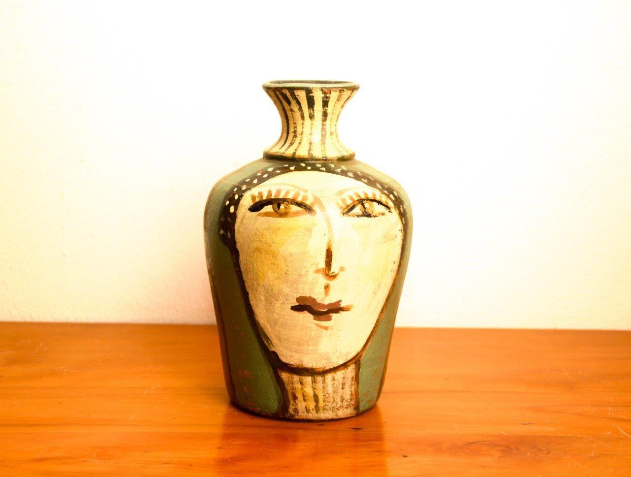Vaso de flores de cerâmica Decorativo Artesanato frete grátis