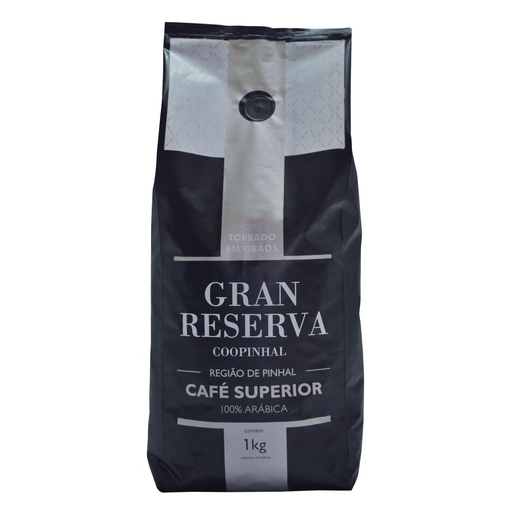 Gran Reserva Espresso Superior - 1kg