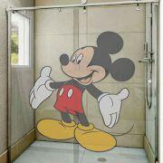 Adesivo de Box Mickey Mouse Feliz