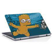 Adesivo de Notebook Banda Nirvana