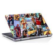 Adesivo de Notebook GTA