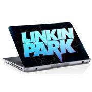 Adesivo de Notebook Linkin Park Azul