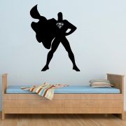 Adesivo de Parede Filme Super Homem