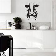 Adesivo de Parede Cabeça de Vaca