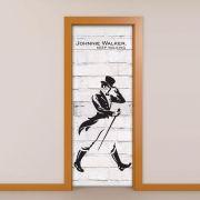 Adesivo de Porta Johnnie Walker