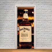 Adesivo de Porta Jack Daniels