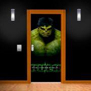 Adesivo de Porta Hulk Verde