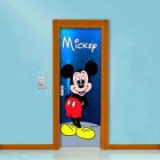Adesivo de Porta Mickey Mouse