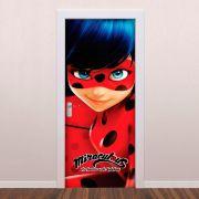 Adesivo de Porta Miraculous Ladybug