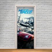 Adesivo de Porta Need For Speed Carro Vermelho