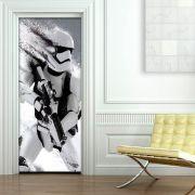Adesivo de Porta Soldado Star Wars