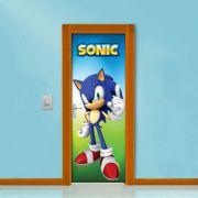 Adesivo de Porta Sonic