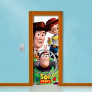 Adesivo de Porta Toy Story