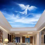 Adesivo Decorativo de Teto Nuvem com Anjos