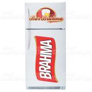 Adesivo de Geladeira Cerveja Brahma