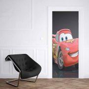Adesivo para Porta Relâmpago McQueen