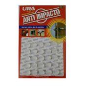 Anti impacto redondo fosco 1,1 cm 25 peças
