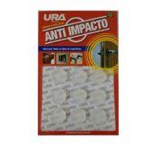 Anti impacto redondo fosco 2,0 cm 9 peças