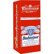Envelopamento de Geladeira Cerveja Budweiser