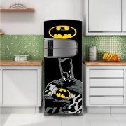 Envelopamento de Geladeira Filme Batman