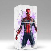 Envelopamento de Geladeira Filme Homem Aranha