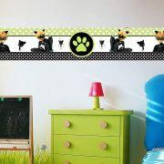 Faixa Infantil Miraculous Cat Noir