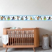 Faixa Infantil Mickey Baby