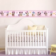 Faixa Infantil Minnie Baby