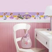 Faixa Infantil Princesa Sofia