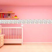 Faixa Infantil Unicórnios Coloridos