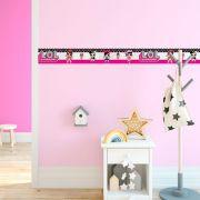 Faixa Infantil Boneca Lol Pink