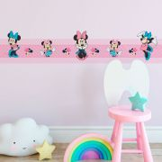 Faixa Infantil Recortada Minnie Disney