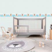 Faixa Infantil Ursinho Azul