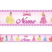 Faixa Infantil Personalizada Princesas