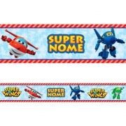 Faixa Personalizada Super Wings