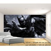 Papel de Parede Autoadesivo Batman 2mx2m