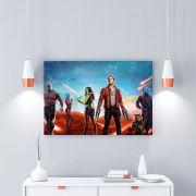 Placa Decorativa Personalizada Guardiões da Galáxia