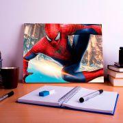 Placa Decorativa Personalizada Homem Aranha