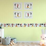 Quadro Infantil Minnie e Mickey