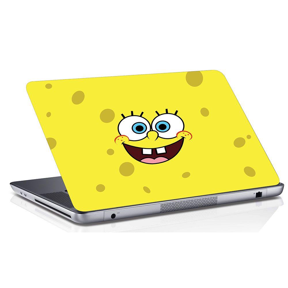 Adesivo de Notebook Bob Esponja