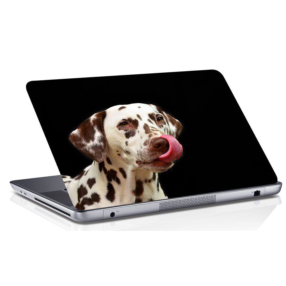 Adesivo de Notebook Cachorro Dálmata