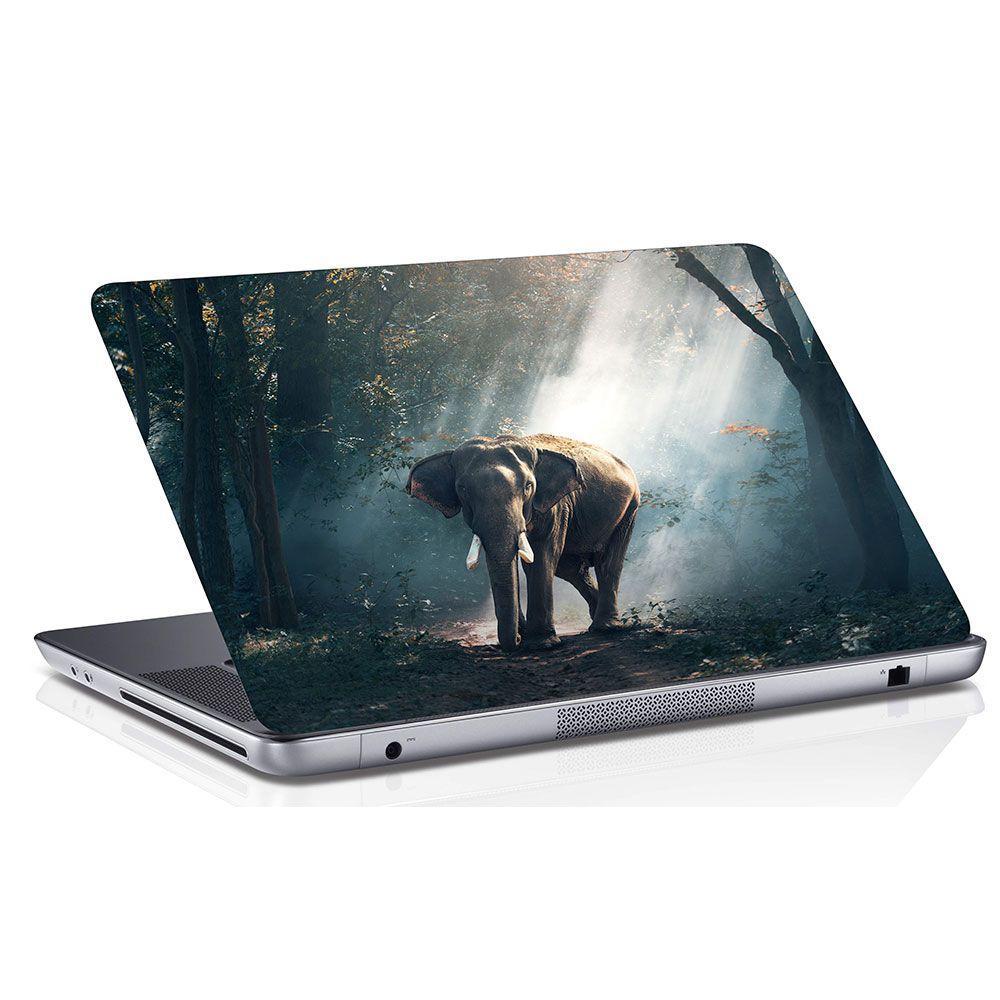 Adesivo de Notebook Elefante