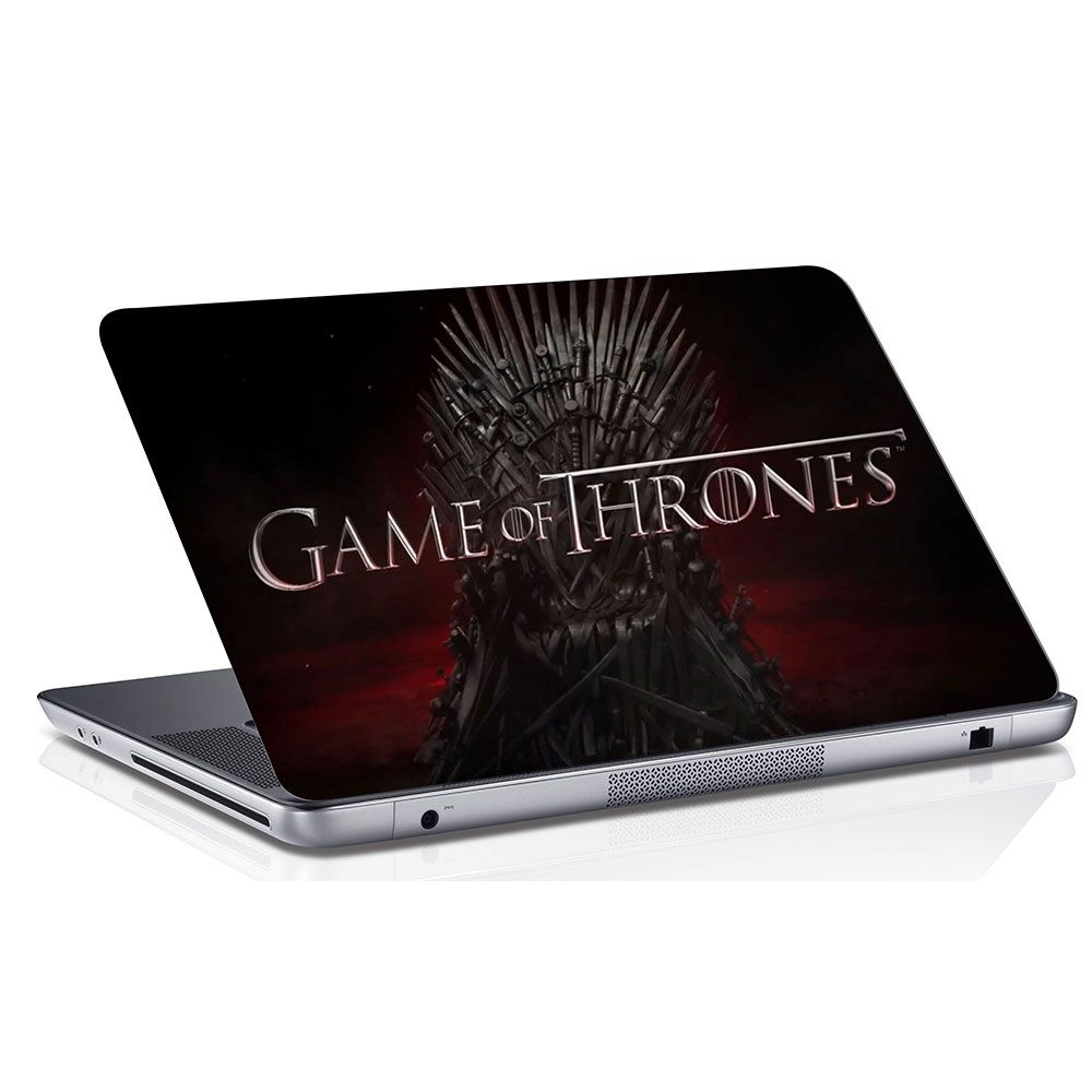 Adesivo de Notebook Game Of Thrones