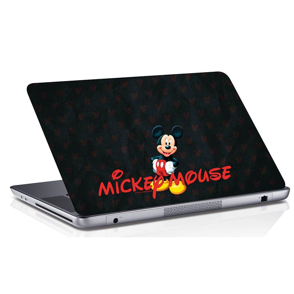 Adesivo de Notebook Mickey Mouse