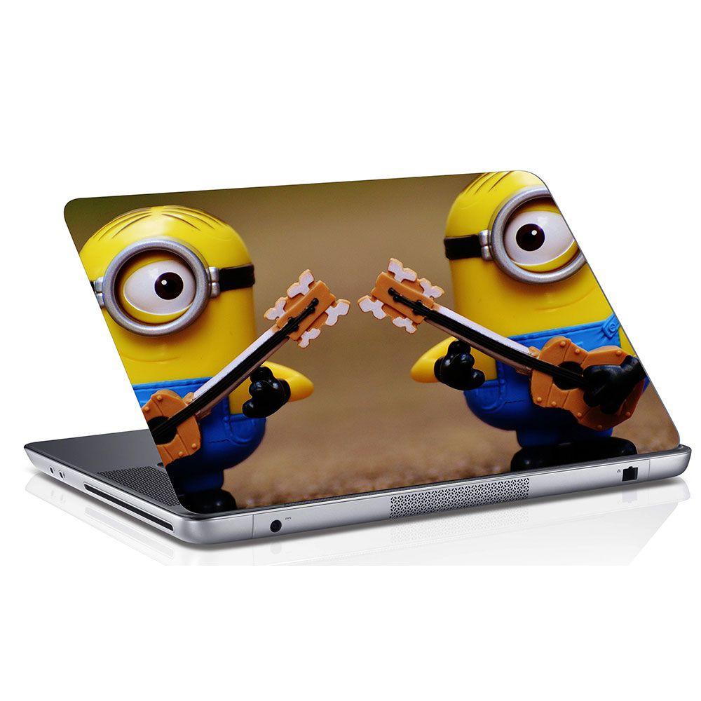 Adesivo de Notebook Minions