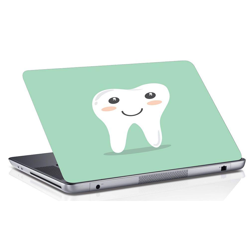 Adesivo de Notebook Profissão Dentista