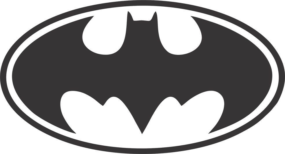 Adesivo de Parede Cinema Batman Morcego
